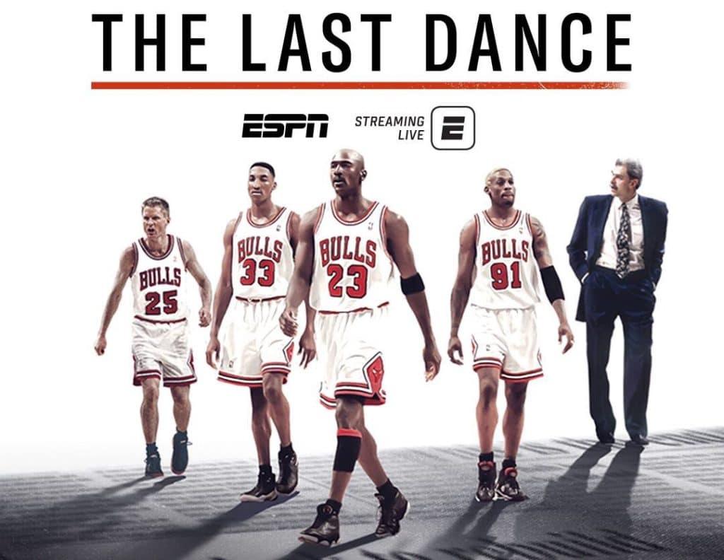 دانلود مستند The last dance