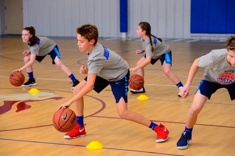ویژگیهای یک تمرین بسکتبال خوب